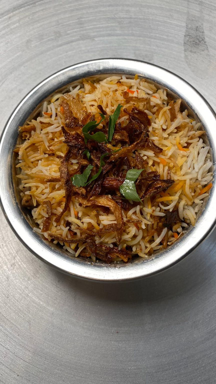 Authentic Dum Biryani In Las Vegas - located on the Las Vegas strip